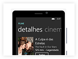 Cine Mobits Windows Phone