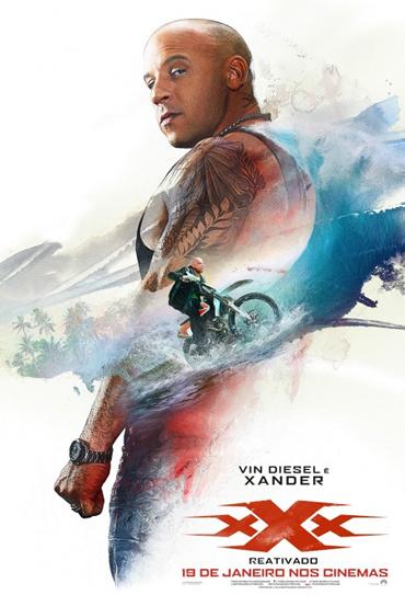 xXx: Reativado 3D - IMAX