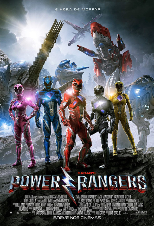 Power Rangers -  O Filme