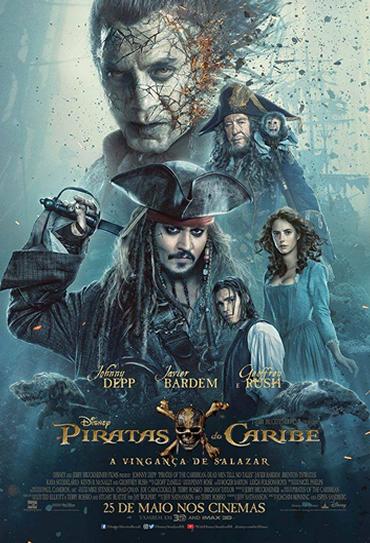 Piratas do Caribe: A Vingança do Salazar 3D