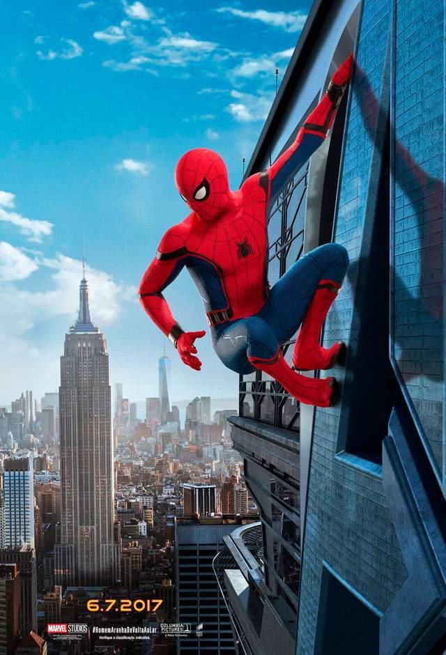 Homem-Aranha: De Volta ao Lar  3D