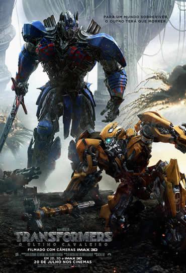 Transformers: O Último Cavaleiro 3D