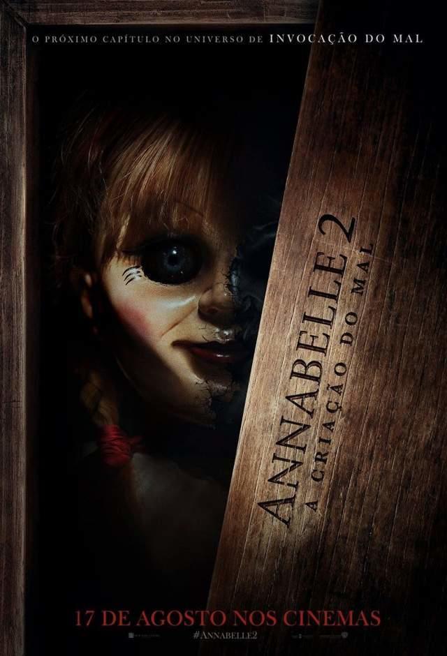 Annabelle 2: A Criação do Mal Macro XE