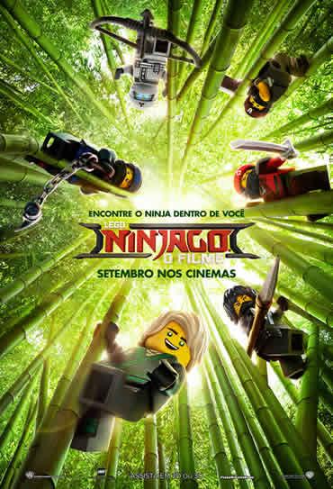 Lego Ninjago: O Filme Vip