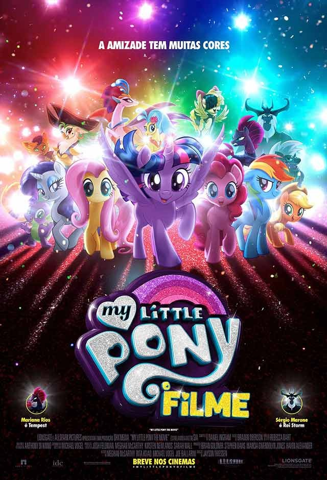 My Litter Pony: O Filme