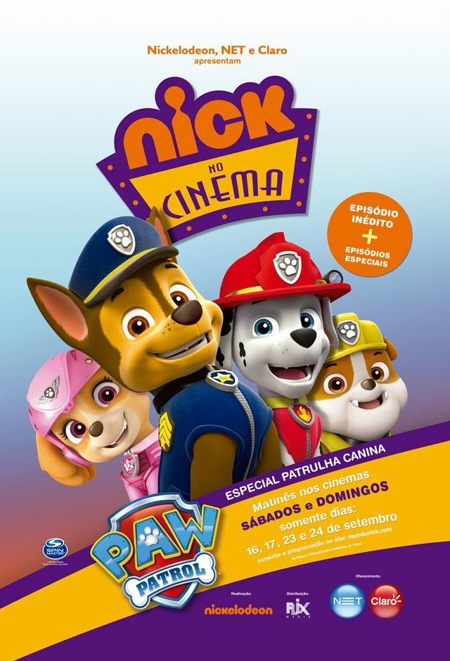 Nick no Cinema: Especial Patrulha Canina