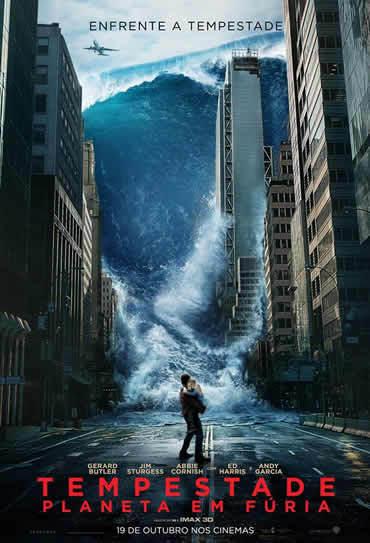 Tempestade: Planeta em Fúria 3D - IMAX