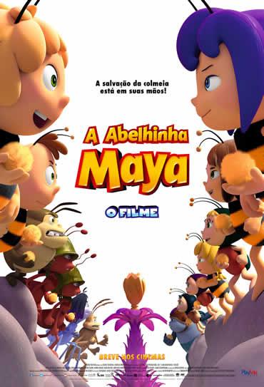 A abelhinha Maya - O filme