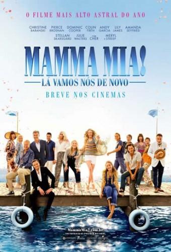 Mamma Mia! Lá vamos nós de novo!